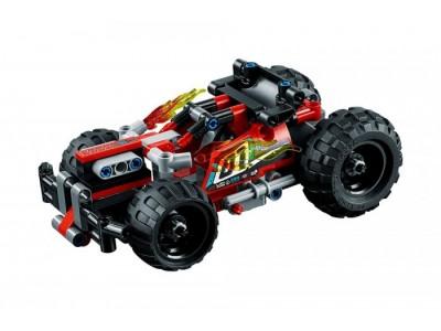 LEGO 42073 - Красный гоночный автомобиль
