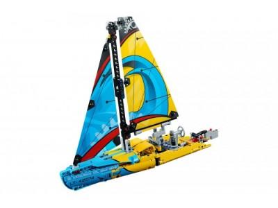 LEGO 42074 - Гоночная яхта