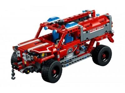 LEGO 42075 - Служба быстрого реагирования