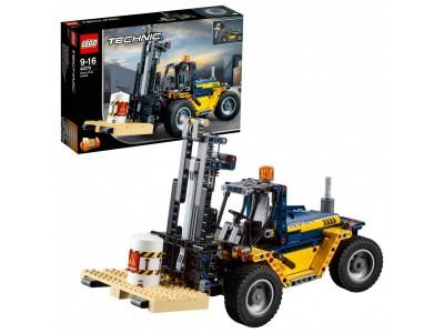 LEGO 42079 - Сверхмощный вилочный погрузчик