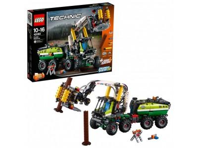 LEGO 42080 - Лесозаготовительная машина