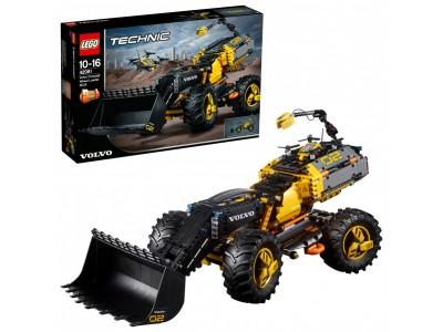 LEGO 42081 - VOLVO колёсный погрузчик ZEUX