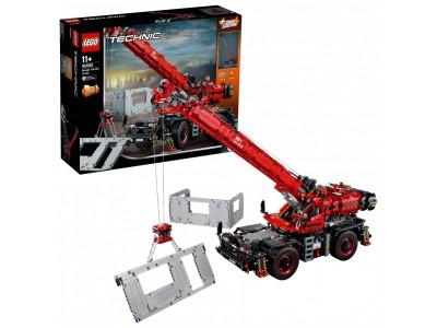 LEGO 42082 - Подъёмный кран для пересечённой местности