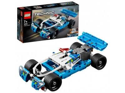 LEGO 42091 - Полицейская погоня