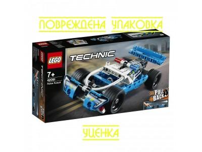 LEGO 42091001 - Прлицейская погоня