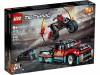 LEGO 42106 - Шоу трюков на грузовиках и мотоциклах