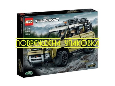 LEGO 42110001 - Land Rover Defender
