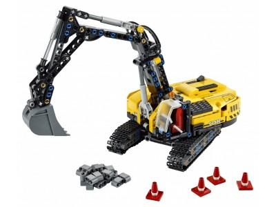 LEGO 42121 - Тяжелый экскаватор