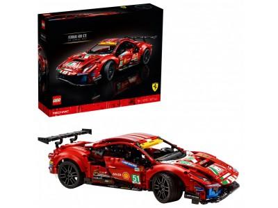 LEGO 42125 - Ferrari 488 GTE AF Corse 51
