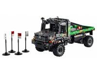 Полноприводный грузовик-внедорожник Mercedes-Benz Zetros