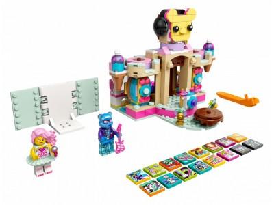LEGO 43111 - Сцена карамельного замка