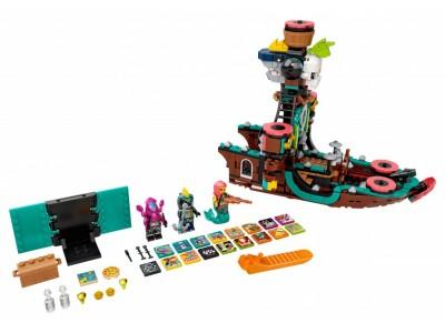 LEGO 43114 - Корабль Пирата Панка