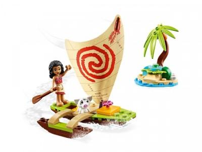 LEGO 43170 - Морские приключения Моаны