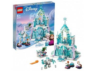 LEGO 43172 - Волшебный ледяной замок Эльзы