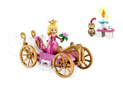LEGO 43173 - Королевская карета Авроры