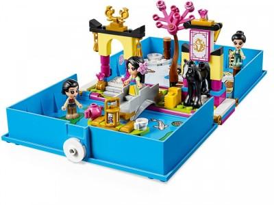 LEGO 43174 - Книга сказочных приключений Мулан