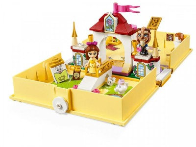 LEGO 43177 - Книга сказочных приключений Белль