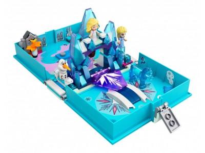 LEGO 43189 - Книга сказочных приключений Эльзы и Нока