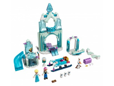 LEGO 43194 - Зимняя сказка Анны и Эльзы