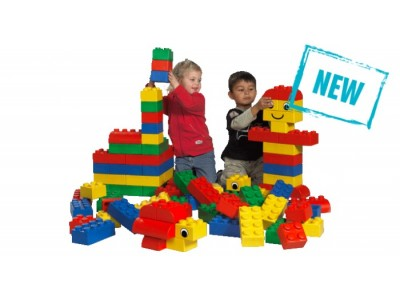 LEGO 45003 - Набор мягких кубиков LEGO