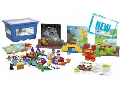 LEGO 45005 - Моя первая история. Базовый набор