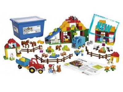 LEGO 45007 - Большая ферма. DUPLO