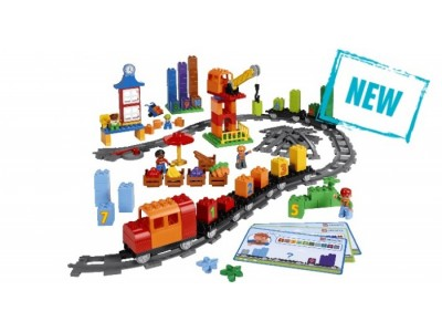 LEGO 45008 - Математический поезд DUPLO