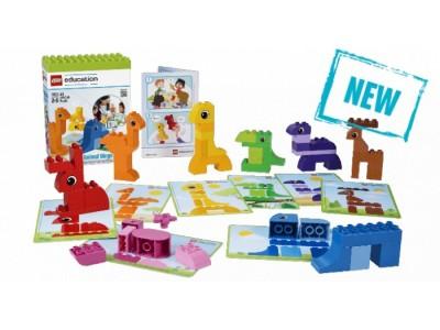 LEGO 45009 - Лото с животными