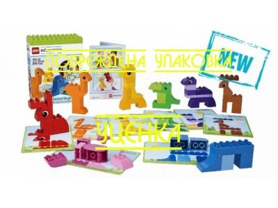 LEGO 45009001 - Лото с животными