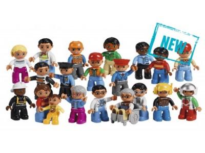 LEGO 45010 - Городские жители DUPLO