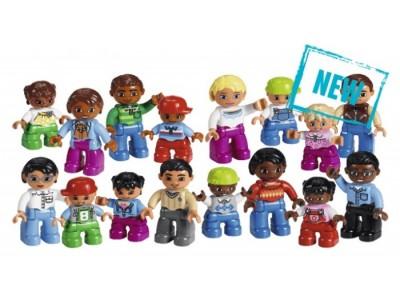 LEGO 45011 - Людим мира DUPLO