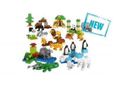 LEGO 45012 - Дикие животные