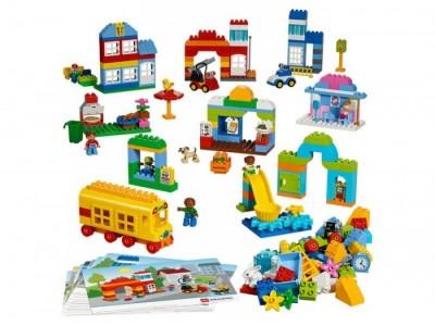 LEGO 45021 - Наш родной город DUPLO