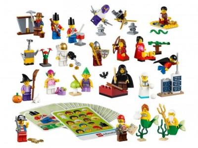 LEGO 45023 - Сказочные и исторические персонажи LEGO