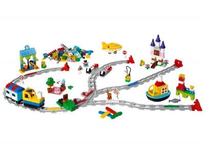 LEGO 45025 - Экспресс Юный программист