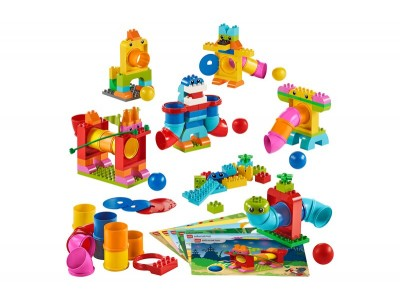 LEGO 45026 - Новый набор с трубками
