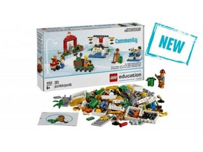 LEGO 45103 -  Дополнительный набор StoryStarter «Построй свою историю. Городская жизнь»