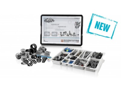 LEGO 45560 - Ресурсный набор LEGO MINDSTORMS Education EV3