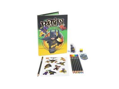 LEGO 51749 - Канцелярские принадлежности LEGO Batman Movie