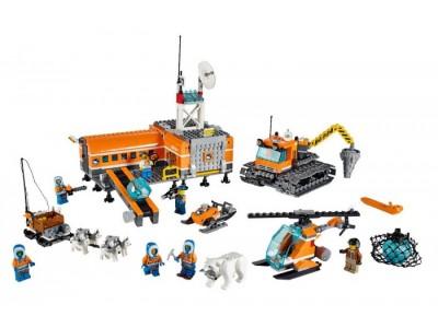 LEGO 60036 - Арктическая база