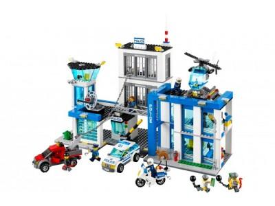 LEGO 60047 - Полицейский участок