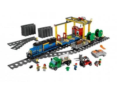 LEGO 60052 - Грузовой поезд