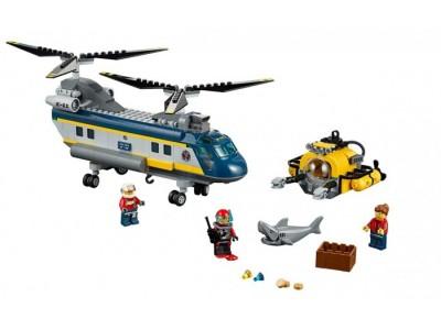 LEGO 60093 - Вертолет исследователей моря
