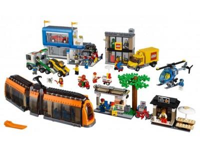 LEGO 60097 - Городская площадь