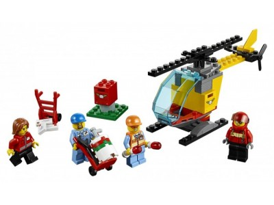LEGO 60100 - Аэропорт для начинающих