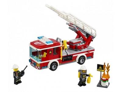 LEGO 60107 - Пожарный автомобиль с лестницей