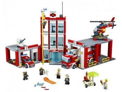 LEGO 60110 - Пожарная часть