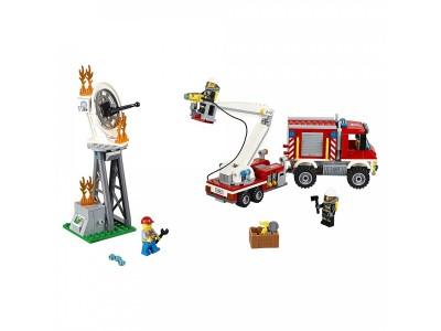 LEGO 60111 - Пожарный грузовик