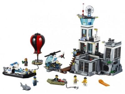 LEGO 60130 - Остров - тюрьма