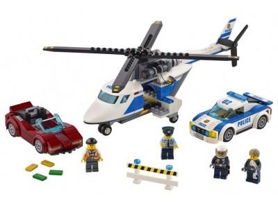 LEGO 60138 - Стремительная погоня